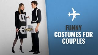 Best Ever Funny Halloween Costumes For Couples! | Hot Trends 2018