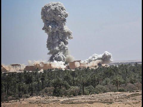 Palmyra: The Destruction of Cultural Heritage by ISIS - تدمر: تهديم التراث و الثقافة على يد داعش