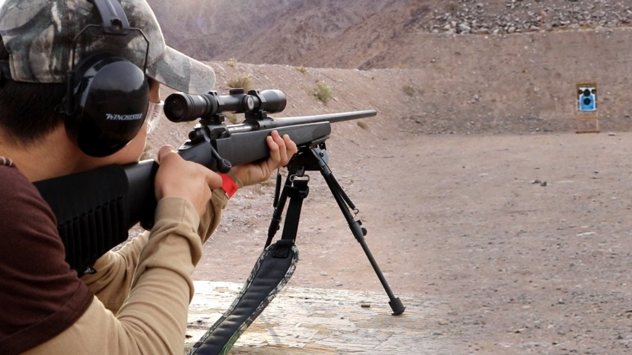 How To Shoot A Hunting Rifle With Easy Instructions and ...