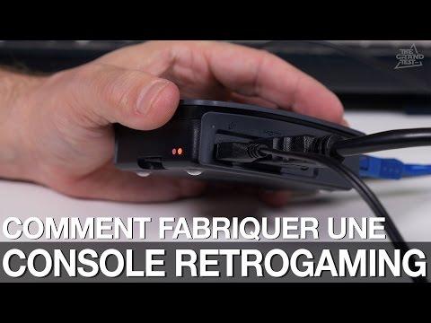 Fabriquer une console retrogaming avec le Raspberry Pi