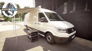 Wóz dźwiękowy z systemem SSL w firmie 120dB | Wersja rozszerzona