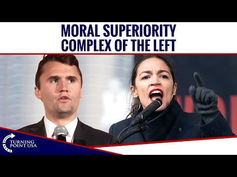 Moral Superiority Complex Of The Left