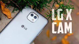 LG X Cam, review en español