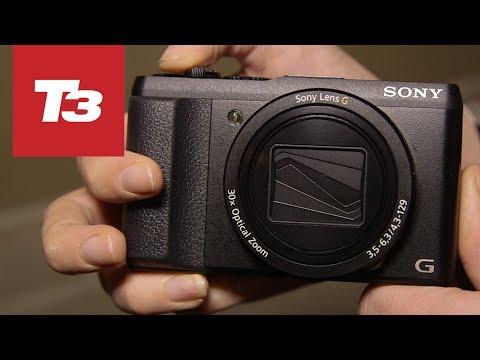 Sony Cybershot HX60V hands-on