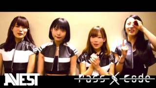PassCodeの皆様よりZephyren Presents A.V.E.S.T project vol.10にメッ...