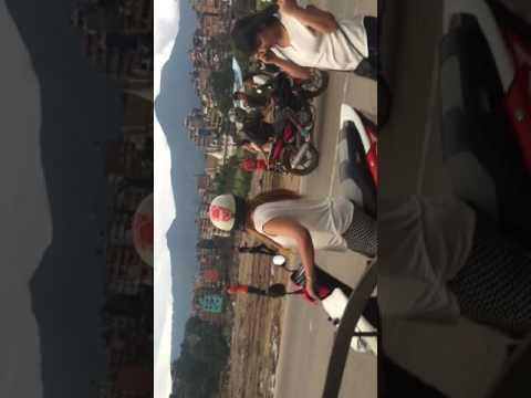 मा प से गरेर यूवतिले गरिन traffic polic सँग उछर्ंखल कूरा  Traffic police vs मा प से girls kirtipur