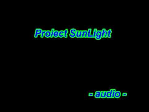 Proiect SunLight - audio