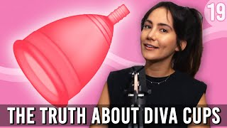 The Truth About Diva Cups - You Can Sit With Us Ep. 19