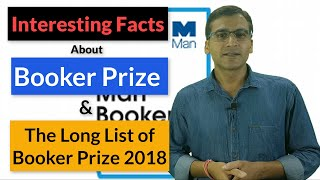 Interesting Facts About Booker Prize & The Long List of Booker Prize 2018