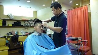 Repeat youtube video 中田英寿風ボーズモヒカン☆nob hair