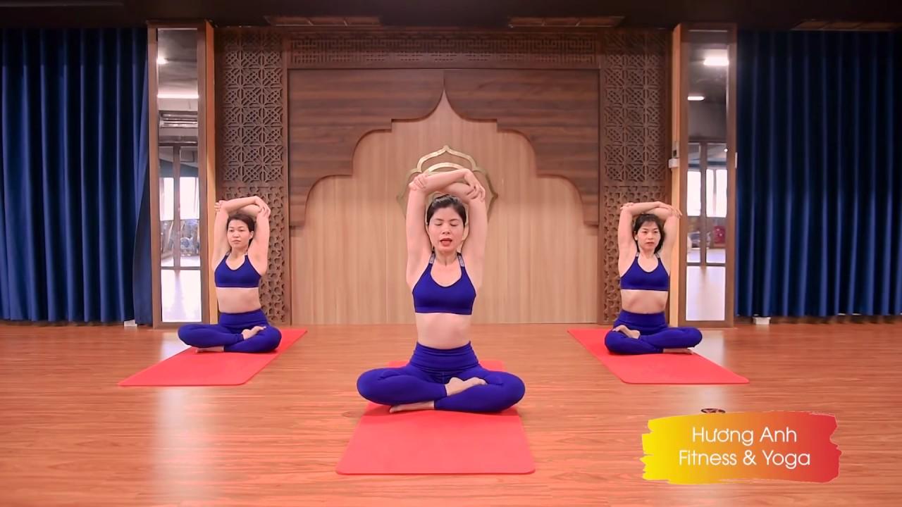 Hướng Dẫn Tập Yoga Cơ Bản Cho Người Mới Bắt Đầu – Cô Kiều Hạnh (Phần 4)