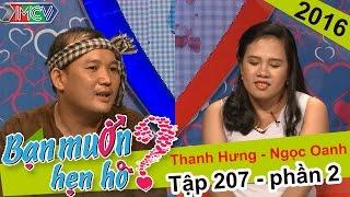 Video Hạnh phúc của chàng nông dân lên phố tìm được bạn gái | Thanh Hưng - Ngọc Oanh | BMHH 207 download MP3, 3GP, MP4, WEBM, AVI, FLV Agustus 2018
