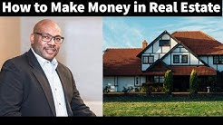5 Proven Ways To Make Money with Real Estate Investing with Little to No Money