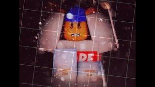Anxiété par blackbear ft FRND I ROBLOX MUSIC VIDEO SHORT I SPEEDYROBLOX X