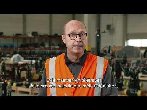 Covid-19 - reprise d'activités : message de Thierry Trouvé, Directeur général de GRTgaz