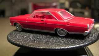GreenLight 1965 Ford Galaxie : One Nice Car Here!