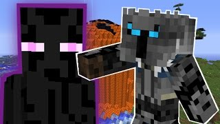 Minecraft: THE LORD OF ENDERMEN MISSION! - Custom Mod Challenge [S8E78]