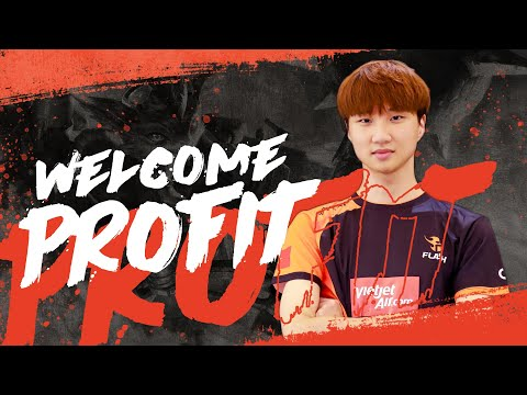 "WELCOME Kim ""Profit"" Jun Hyung 