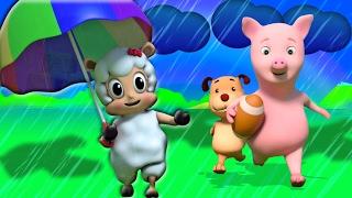 Hujan Hujan Pergi Jauh | Puisi Untuk Anak-anak  |