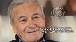 Gigi Simoni's Last Interview With Inter Tv | Inter Hall Of Fame 2020 🙏🏻🖤💙  Sub Eng
