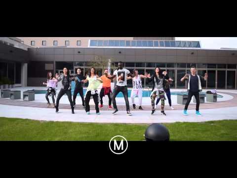 MAKASSY *Se Vuelve loca*(remix) by MO DIAKITE (Zumba®fitness choreography)