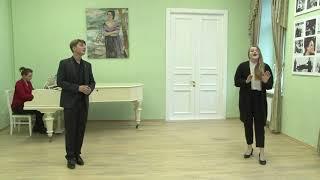 Ярослав Буравченко и Анна Карташова академический вокал дуэт категория Б