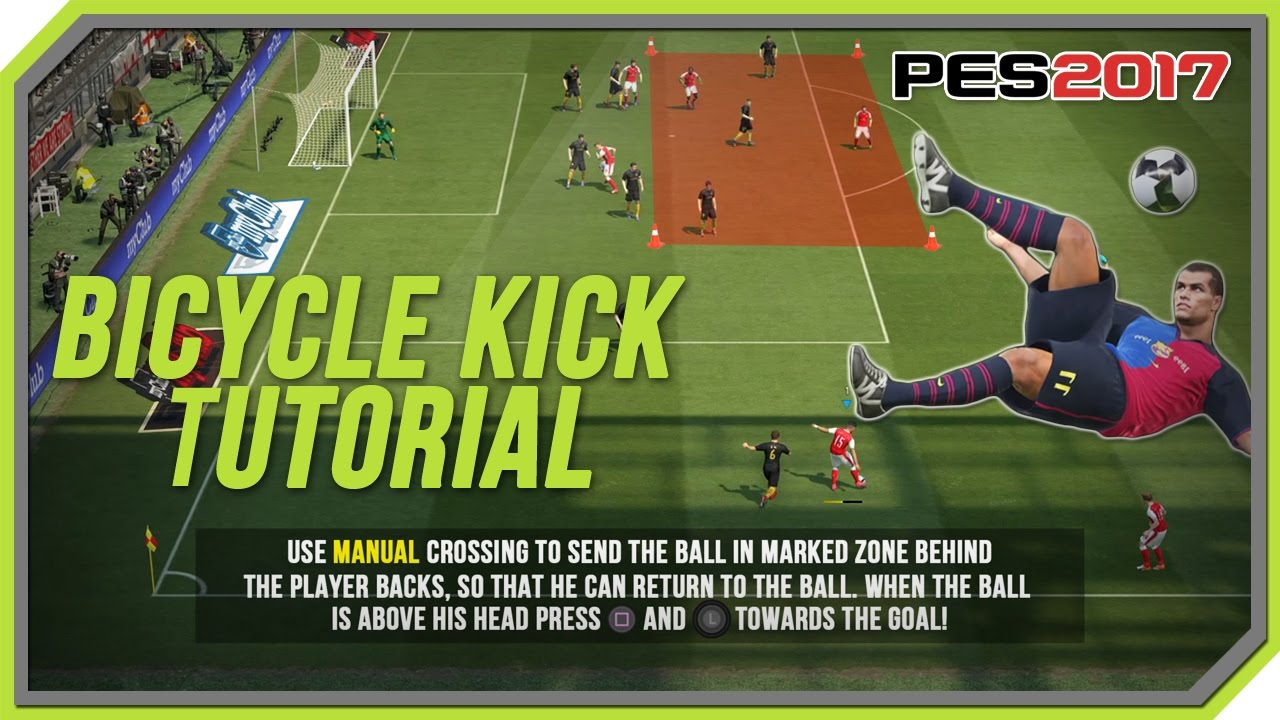 volley and overhead kick tutorial - pes-news com