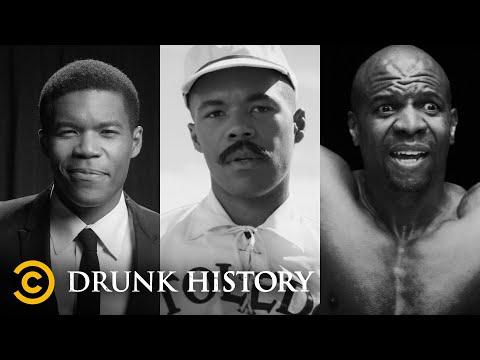 Celebrating Black Athletes in Sports History - Drunk History