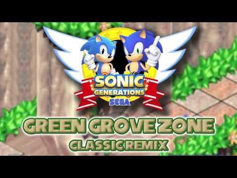 Green Grove Classic - Sonic Generations Remix