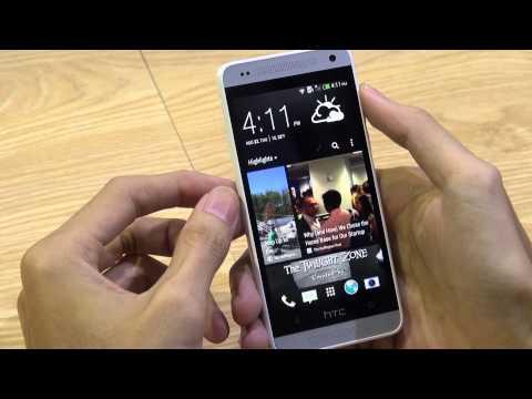 Tinhte.vn - Trên tay HTC One mini