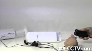 123CCTV How To make megapixel IP Cameras wireless