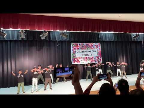 Dance 2nd to5th grade manning oaks elementary school