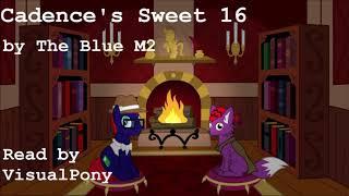 Cadance's sweet 16
