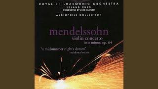 Violin Concerto in E Minor, Op. 64: III. Allegretto non troppo, Allegro molto vivace
