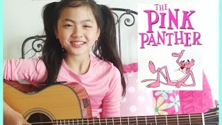 The Pink Panther Theme ~ Henry Mancini ~ Fingerstyle Guitar Cover ~ Lanvy