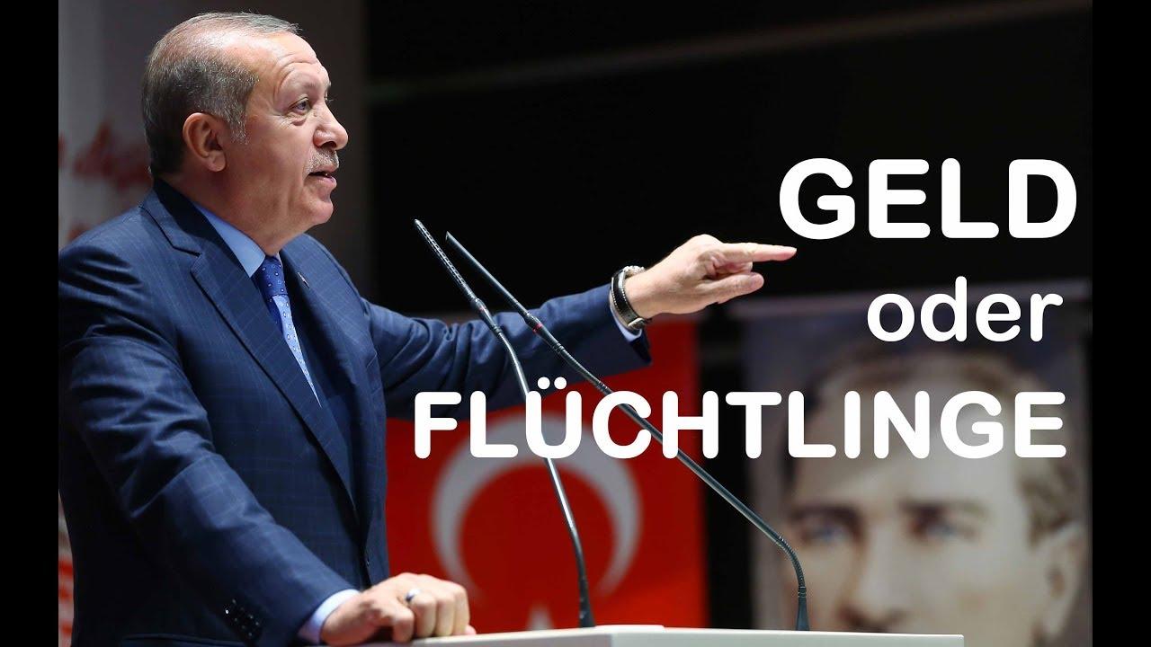 Erdogan Drohung