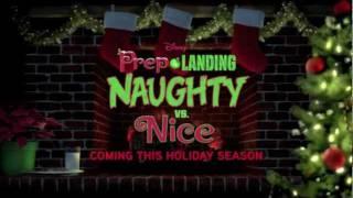 Disney's Prep & Landing: Naught VS. Nice - Trailer
