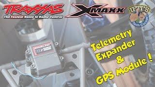 #06 Traxxas X-MAXX 8S - Telemetry Expander & GPS Module - INSTALL