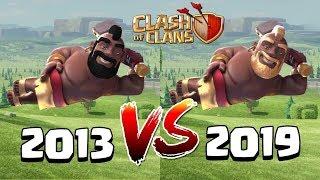 [TOP] 8 Loại Lính Thay Đổi HOÀN TOÀN trong Clash of Clans | 8 TROOPS CHANGED