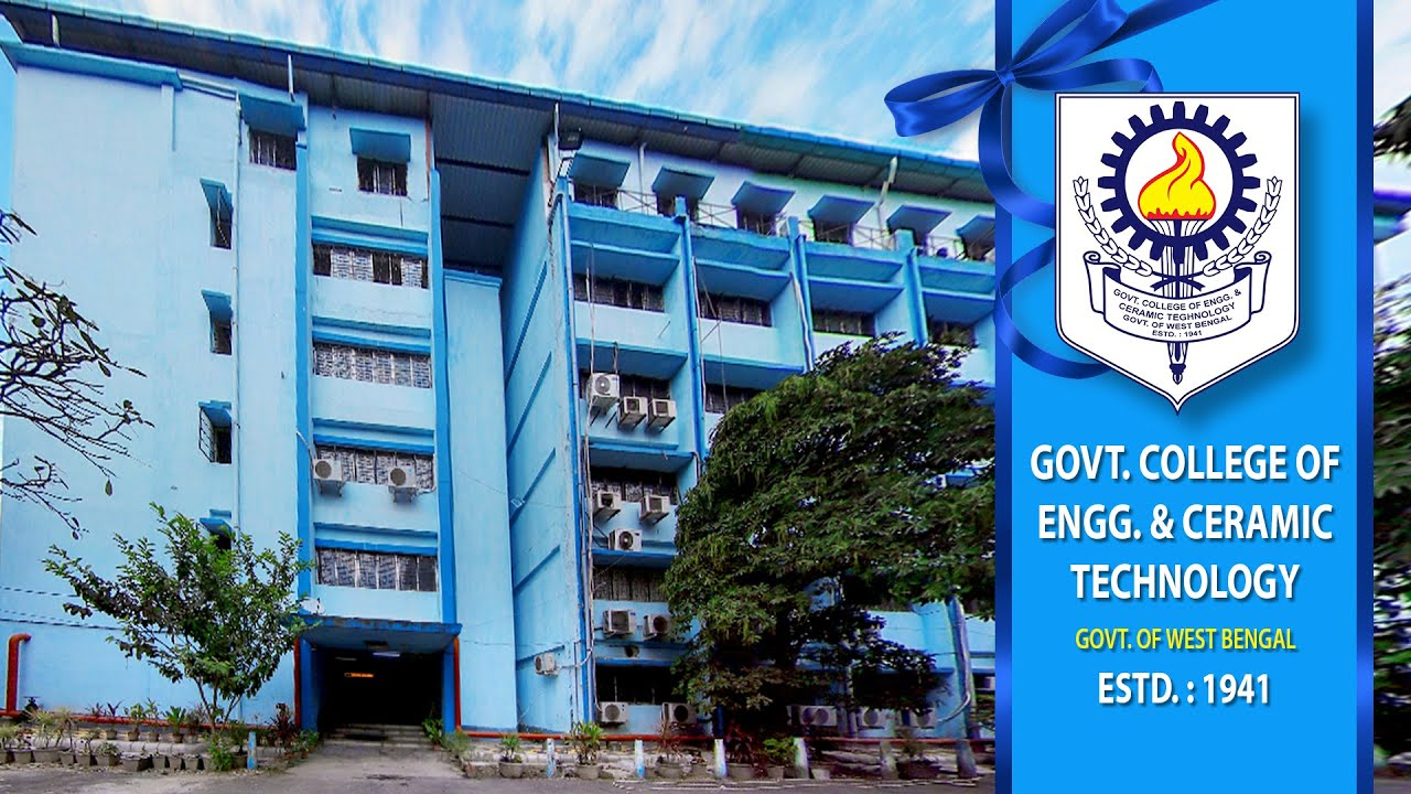 Government College Of Engineering Ceramic Technology Youtube