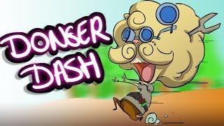 DONGER DASH! (fun new game mode)