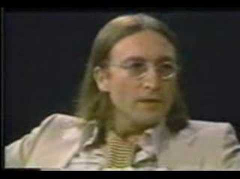 John Lennon On The Tomorrow Show With Tom Snyder - Part 1