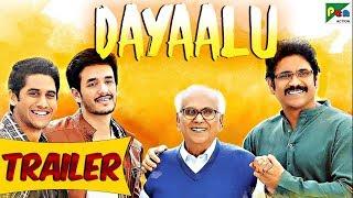 Dayaalu (HD) | Official Hindi Dubbed Movie Trailer | Nagarjuna Akkineni, Naga Chaitanya, Samantha