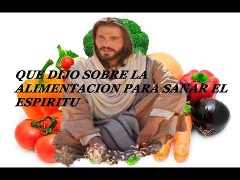 Lo que Jesús enseñó sobre la alimentación