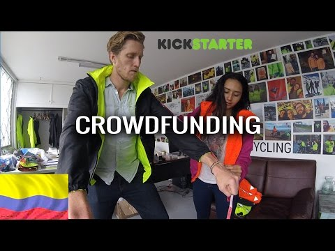CROWDFUNDING: A Clothing Business in Colombia