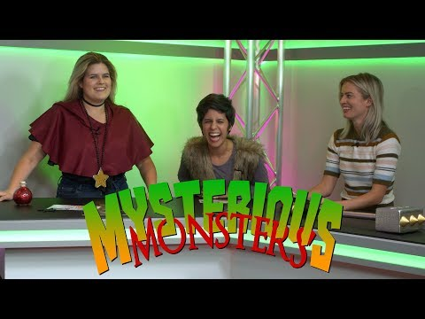 Mysterious Monsters Game Show - Ashly Burch, Elyse Willems, Erica Lindbeck - Ep 5