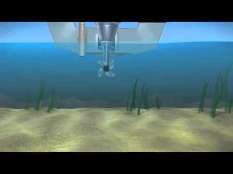 Minn Kota Talon Shallow Water Anchor - Fast Deploy Feature