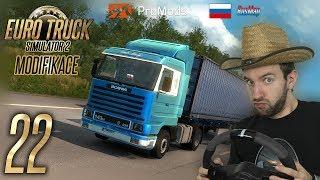 JAK TO BUDE S VOLANTEM? | Euro Truck Simulator 2 ProMods & RusMap #22