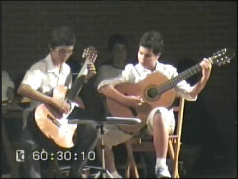 Dúo: Sergio Martínez y Daniel Arribas: Carmen (Georges Bizet)