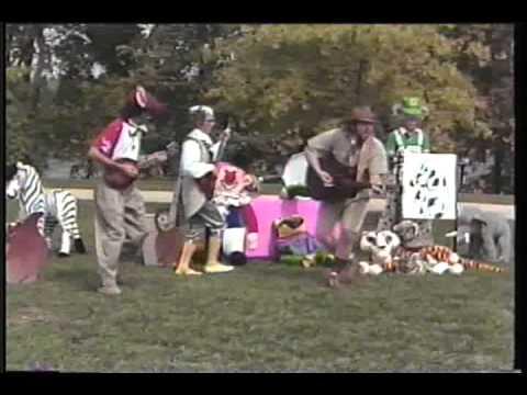 The Animal Band - All Animal Band (WTCI PBS TV 1990)